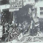 Tiflis 1897 - Carpets shop