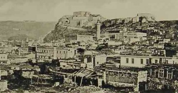 Kars city and fortress