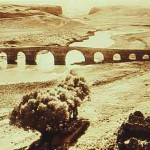 Dikranagerd - bridge on the Tigris River