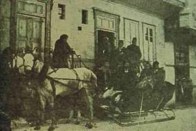 Garin – horse-drawn carriage