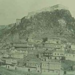 Kars, view of the city
