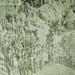Pilgrimage near Erznka - 1906