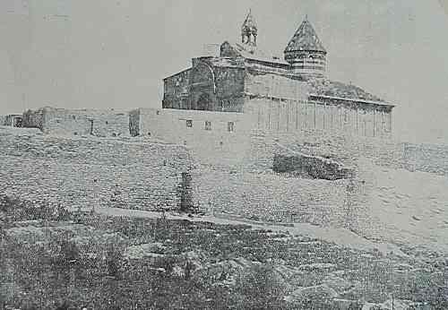 Saint Bartholomew Monastery