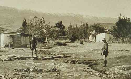 Armenian village of Kirik Khan