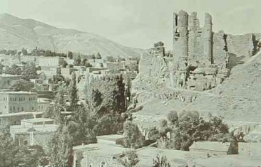 Bitlis (Paghesh) and its fortress