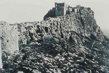Giligia – the fortress of Anarzapa