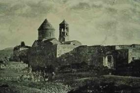 The Horomos Monastery near Ani