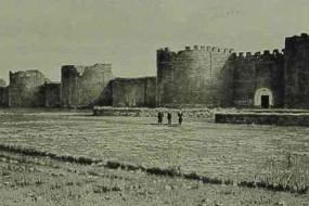 The walls of Dikranagerd – 1906