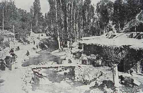 The water mills of Shahdagh