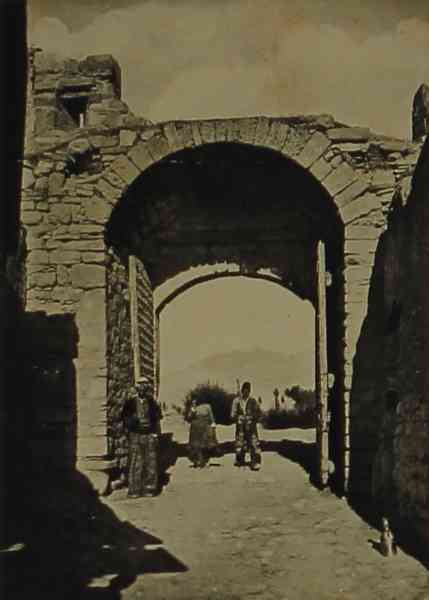 Van – the Tabriz Gate