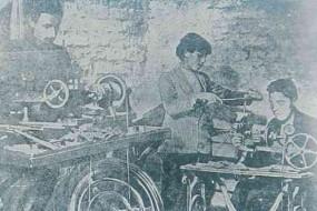 Armenians making ammunitions defense of Van