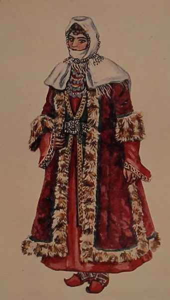 Armenian costume of Artsakh