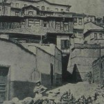 Ankara an old street - 1937