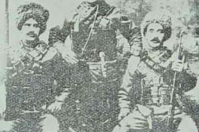 Aristakes, Mihran and Harutyun Tekeyan from Kesaria