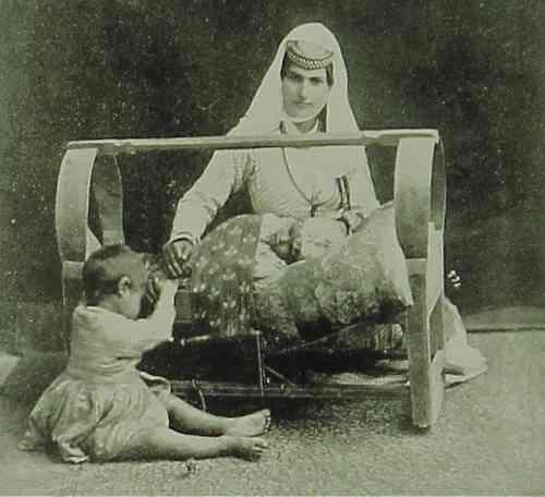 Armenian mother from Erevan