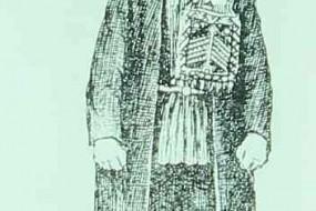 Artsakhtsi in local costume
