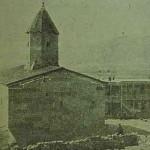 Garmir Vank in Garin province
