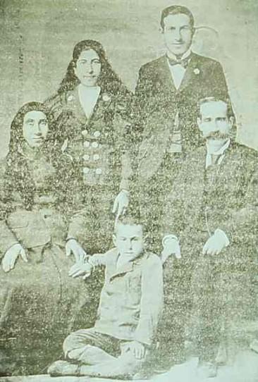 Family from Erznka