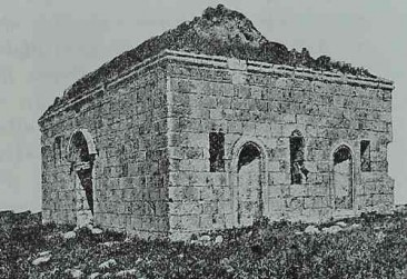Fortified church in Anarzarba