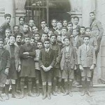 Getronagan Armenian High School - Constantinople 1924-1925