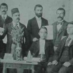 Armenian students and teachers - Samson 1900