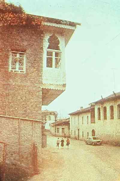 The Gostandian street in Shushi