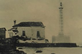 The lighthouse of Samson