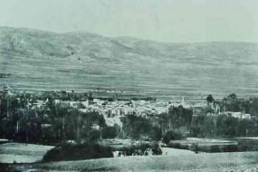 A village in Kharpert province
