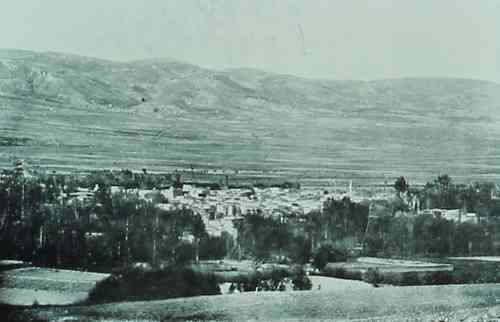 A village in Kharpert province