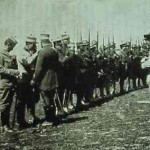 Armenian and French troops - Adana 1919