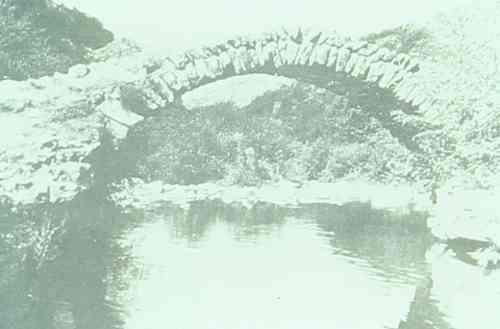 Bridge on the Ishkhanaked