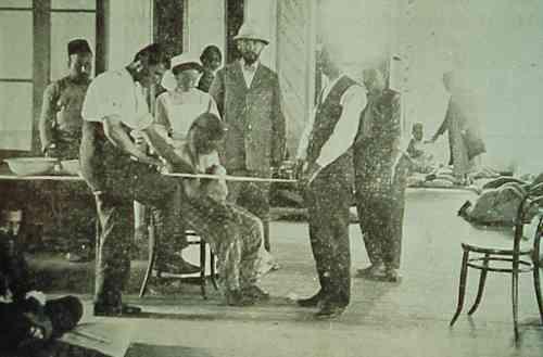 English center of care in Adana – 1909