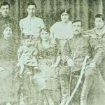 Erznka - Armenian family