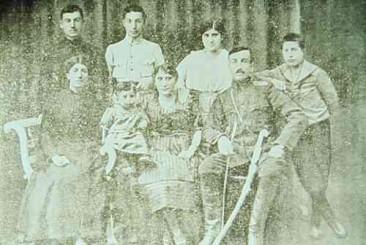 Erznka – Armenian family