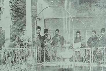 Jamjian family from Kesaria