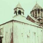 Gandzasar Monastery in Artsakh