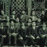 Group of Armenian men from Adana