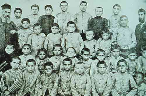 Orphanage in Kharpert – 1895