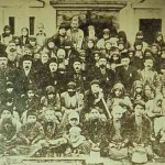 Relief committee in Kesaria - 1902