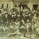 Relief committee in Kesaria - 1902