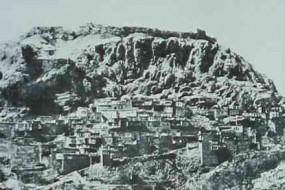 Sinamud fortress in Kharpert