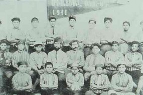 Sport club of Hajen – 1911