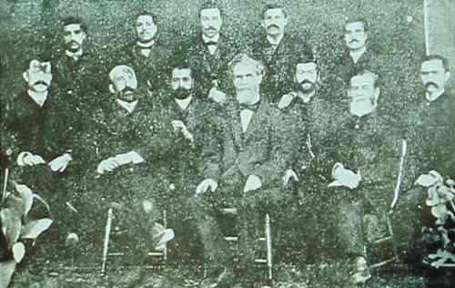 Teachers of Kharpert