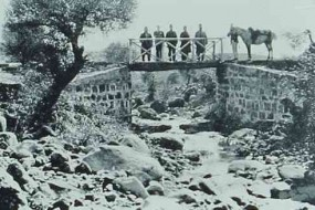 The bridge of Metzgerd