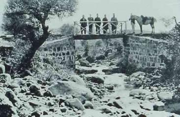 The bridge of Metzgerd