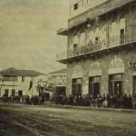 The railway station of Adana
