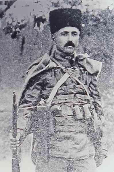 Armenag Yegarian, defender of Van – 1915
