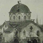 Armenian church in Darson - 1909