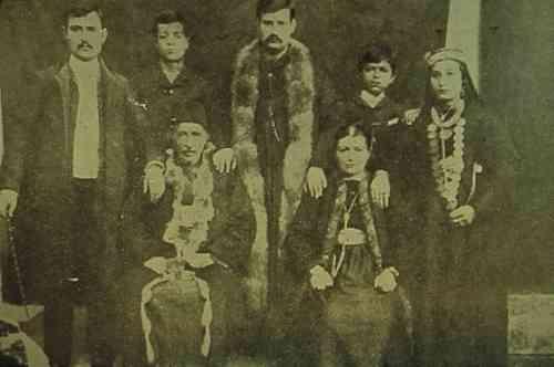 Kesaria – Armenian family