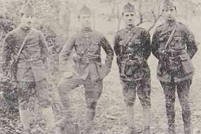 Armenian Legion officers in Marash